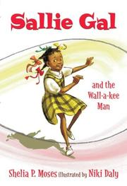 Cover art for SALLIE GAL AND THE WALL-A-KEE MAN