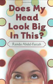 Book Cover for DOES MY HEAD LOOK BIG IN THIS?