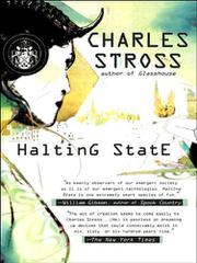 Cover art for HALTING STATE