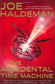 Cover art for THE ACCIDENTAL TIME MACHINE