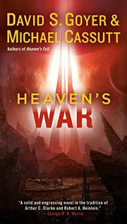 Cover art for HEAVEN'S WAR