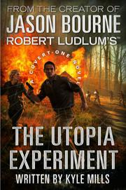 Cover art for ROBERT LUDLUM'S THE UTOPIA EXPERIMENT