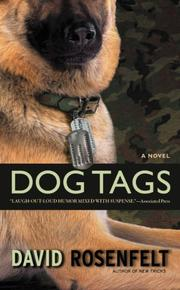 Cover art for DOG TAGS