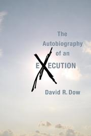 Cover art for THE AUTOBIOGRAPHY OF AN EXECUTION