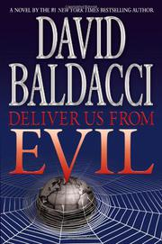 Book Cover for DELIVER US FROM EVIL