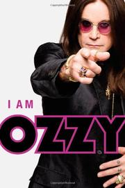 Cover art for I AM OZZY