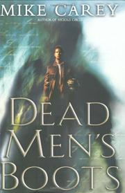 Cover art for DEAD MEN'S BOOTS