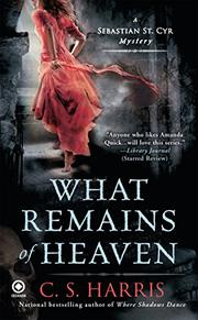 Cover art for WHAT REMAINS OF HEAVEN