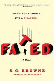 Cover art for FATED
