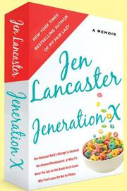 Book Cover for JENERATION X