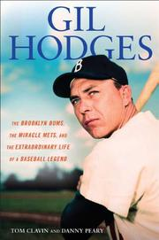 Cover art for GIL HODGES