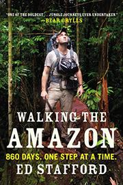Book Cover for WALKING THE AMAZON