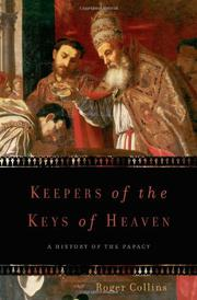 Book Cover for KEEPERS OF THE KEYS OF HEAVEN