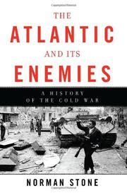 Cover art for THE ATLANTIC AND ITS ENEMIES