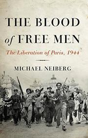 Cover art for THE BLOOD OF FREE MEN