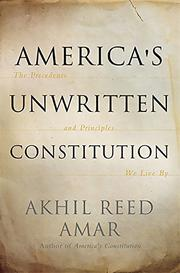 Cover art for AMERICA'S UNWRITTEN CONSTITUTION