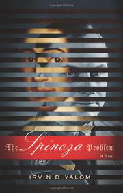 Book Cover for THE SPINOZA PROBLEM