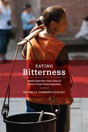 Book Cover for EATING BITTERNESS