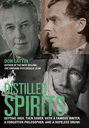 Cover art for DISTILLED SPIRITS
