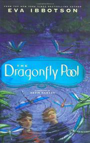 Book Cover for THE DRAGONFLY POOL