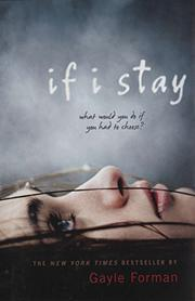 Cover art for IF I STAY