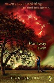 Cover art for RUNAWAY TWIN