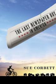 Cover art for THE LAST NEWSPAPER BOY IN AMERICA