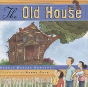 Cover art for THE OLD HOUSE