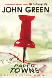 Book Cover for PAPER TOWNS