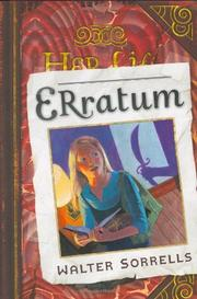 Cover art for ERRATUM