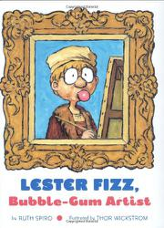 Cover art for LESTER FIZZ, BUBBLE-GUM ARTIST