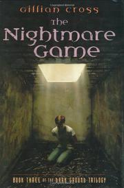 Book Cover for THE NIGHTMARE GAME