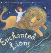 Cover art for ENCHANTED LIONS