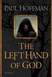 Cover art for THE LEFT HAND OF GOD
