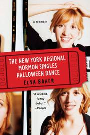 Book Cover for THE NEW YORK REGIONAL MORMON SINGLES HALLOWEEN DANCE