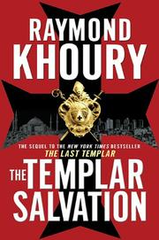 Cover art for THE TEMPLAR SALVATION