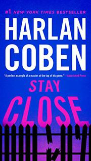 Book Cover for STAY CLOSE