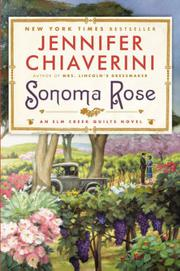 Book Cover for SONOMA ROSE