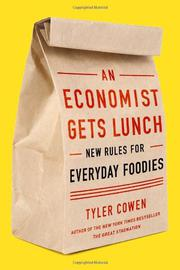 Book Cover for AN ECONOMIST GETS LUNCH
