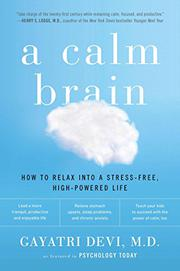 Book Cover for A CALM BRAIN