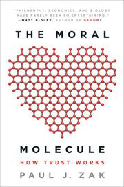 Book Cover for THE MORAL MOLECULE