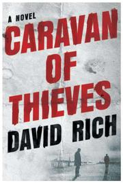 Cover art for CARAVAN OF THIEVES