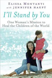 Book Cover for I'LL STAND BY YOU