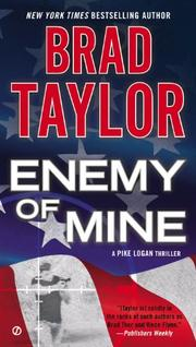 Book Cover for ENEMY OF MINE