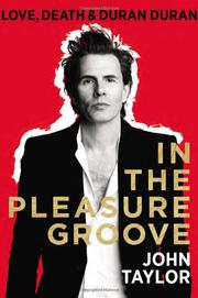 Cover art for IN THE PLEASURE GROOVE
