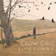 Cover art for CROW CALL