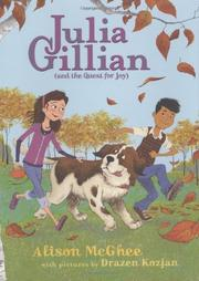 Cover art for JULIA GILLIAN (AND THE QUEST FOR JOY)
