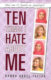 Book Cover for TEN THINGS I HATE ABOUT ME
