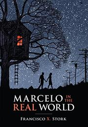 Cover art for MARCELO IN THE REAL WORLD