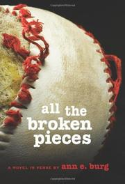 Cover art for ALL THE BROKEN PIECES